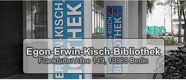 0000 00 00 Lichtenberg Egon Erwin Kisch Bibliothek