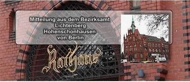 0000 00 00 Lichtenberg Mitteilung Bezirksamt