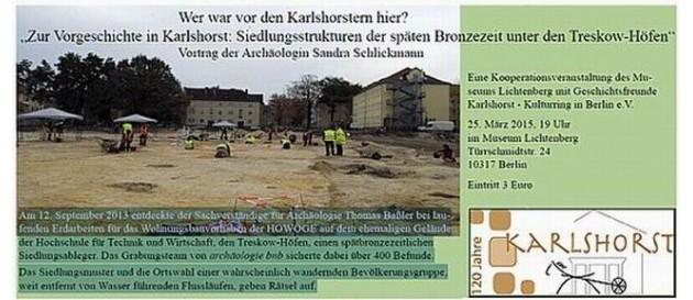 2015 03 25 Bronzezeit in Karlshorst