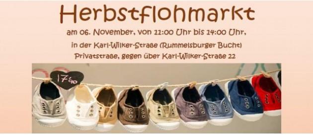 2016 11 06 Herbstflohmarkt Rummelsburg