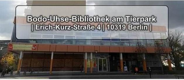 Friedrichsfelde Bodo Uhse Bibliothek