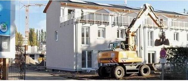 Karlshorst Bauen Wohnen