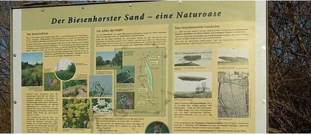 Karlshorst Biesenhorster Sand