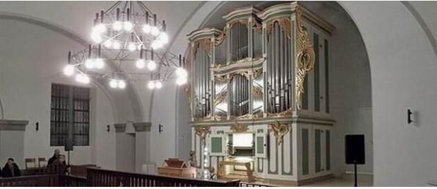 Karlshorst Ev Kirche Amalienorgel