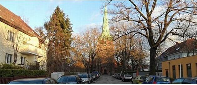 Karlshorst ev Kirche