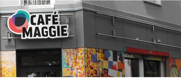 Lichtenberg Cafe Maggie