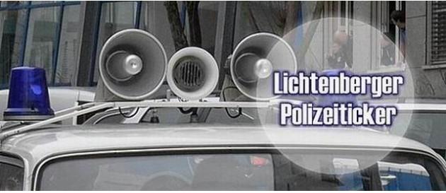 Lichtenberg PolizeiTicker