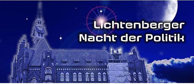 Lichtenberg RathausNacht