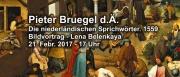 21.02. - Pieter Bruegel d.Ä. - Multimedia-Vortrag