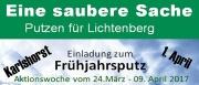 01.04. - Karlshorster Frühjahrsputz