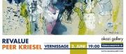 02.06. - Vernissage: Peer Kriesel - Revalue