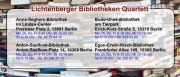 01.06. - Juni: Veranstaltungen in den Bibliotheken