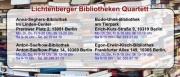 08.02. -  Lichtenberger Bibliotheken im März